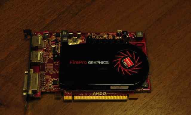 Видеокарта Sapphire AMD FirePro V4900