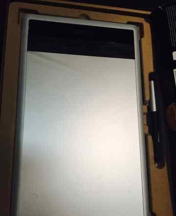 Графический планшет bamboo (новый)