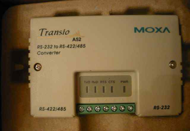 Moxa Transio A52/EU/DB9F V2.6
