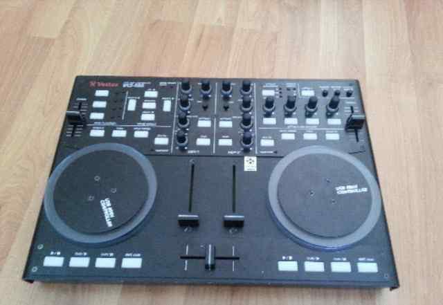 USB midi DJ-Controller Vestax VCI -100