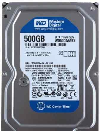 500 Gb SATA III