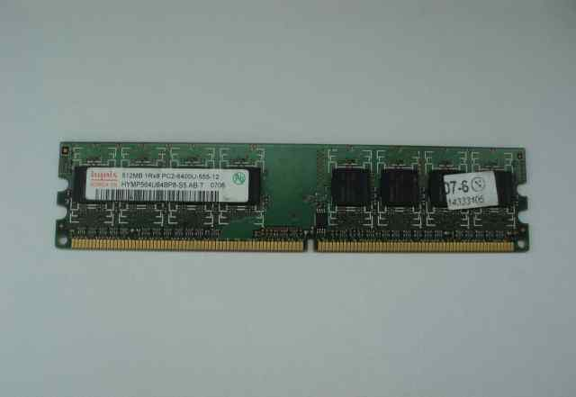 Hynix PC2-6400 512Mb
