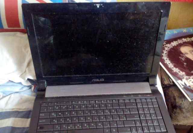 Ноутбук asus i5 n53series