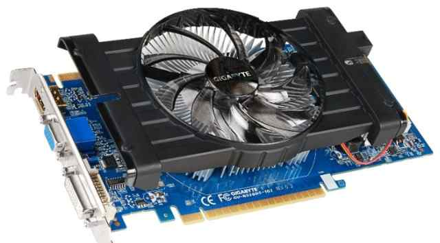 Gigabyte GeForce GTX550 Ti 900Mhz PCI-E 2.0 1024MB