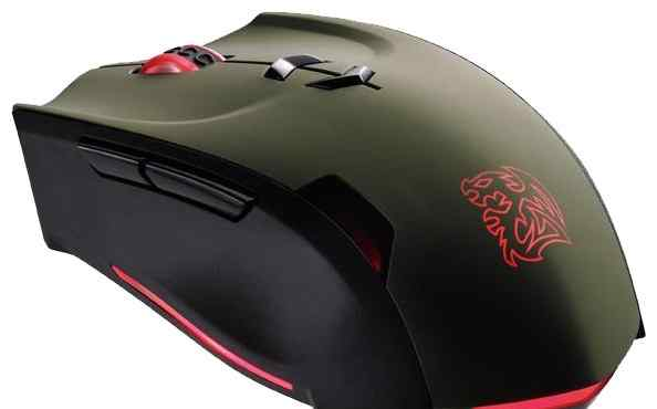 Tt esports by Thermaltake Theron Gaming Mouse