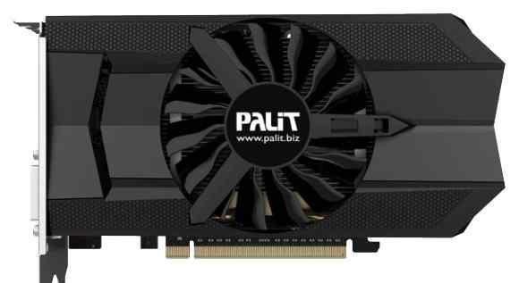 Palit GeForce GTX660 2048M gddr5
