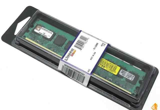 Оперативная память Kingston KVR667D2N5/1G 3шт