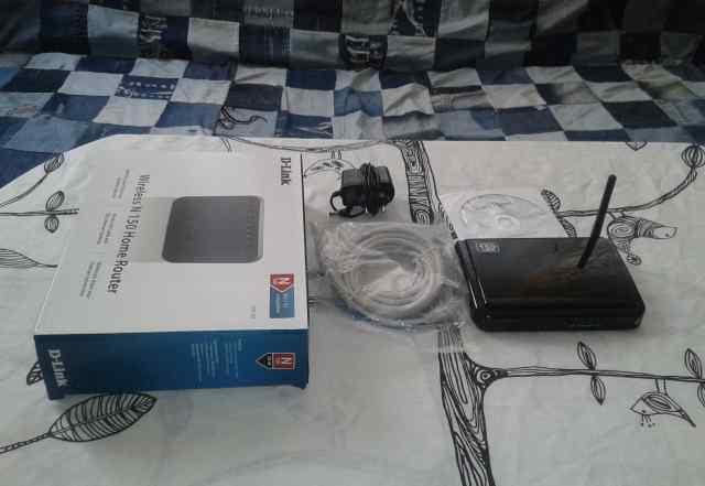 WI/FI роутер D-Link Dir 300
