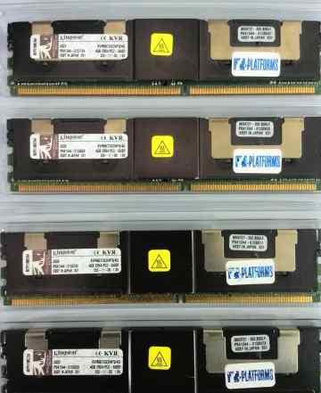 Серверная память Kilgston KVR667D2D4F5/4G