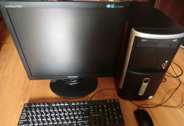 Игровой компьютер xeon E5410 4 ядра, 4gb gta5