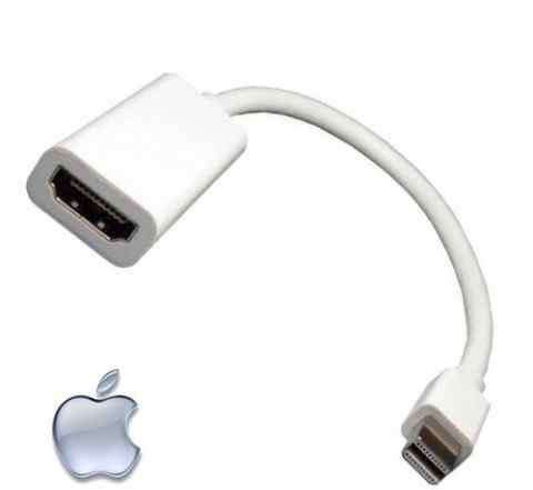 Переходник (Thunderbolt) Mini DisplayPort to hdmi