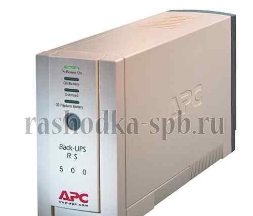 Блок питания APC BK 500-RS