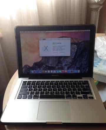 Macbook pro 13.3 mid 2012, i7, 2.9ггц, 8gb, 750gb