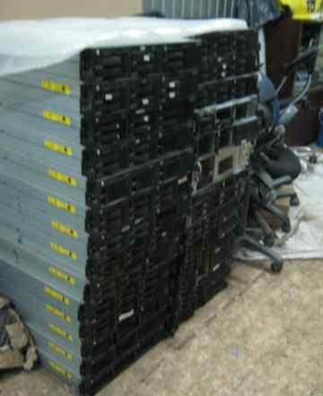 Сервер IBM 345 346