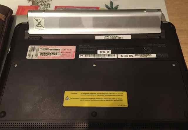 Sony vaio PCG-21213V в идеальном состоянии