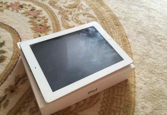 iPad 3 64 GB WiFi White