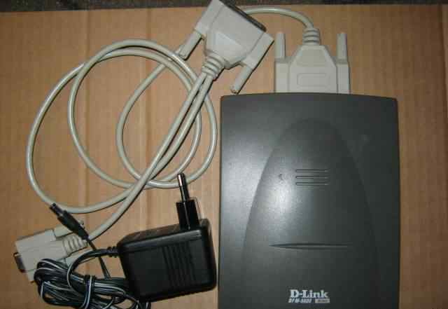 Модем d-link dfm-560e