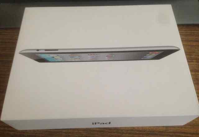 Коробка от iPad 2
