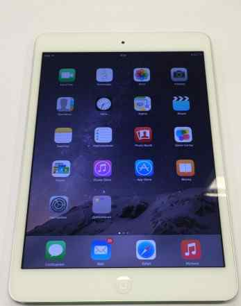 iPad mini 16 wifi white