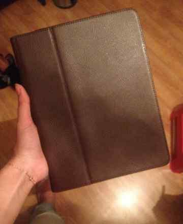 Кожаный чехол для iPad 3
