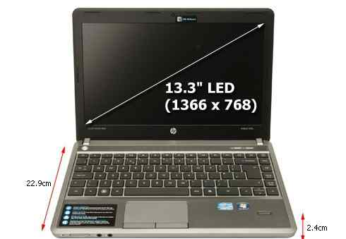 HP ProBook 4340s i3/RAM-8Gb/Radeon 7570m/SSD-256Gb