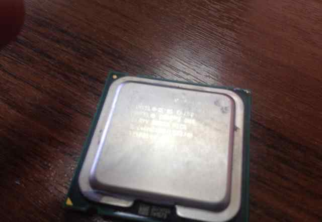 Двухядерный Intel Core2 Duo Processor E6750