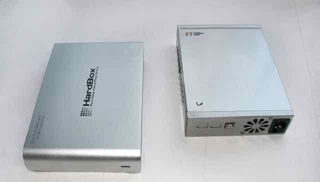 Внешние 3.5HDD HardBox и External Box