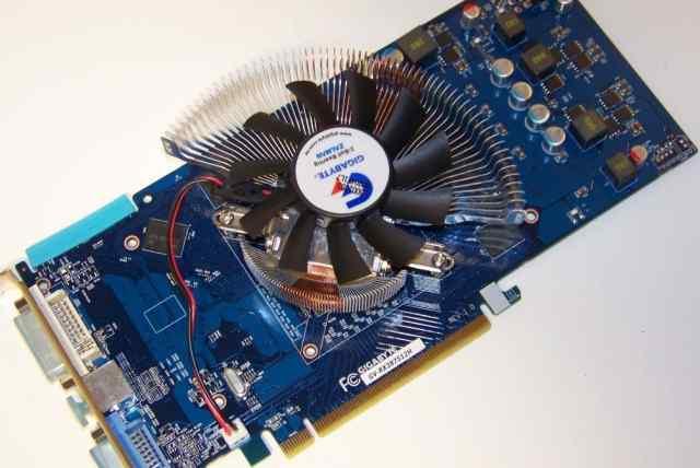 Видеокарта Radeon HD3870