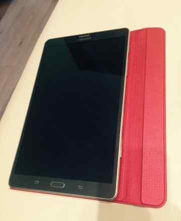 Планшет Samsung Tab S 8.4 SM-T705 с чехлом EF-BT70