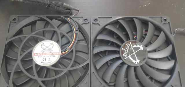 Вентилятор Scythe SY1212SL12H-P 500.2000rpm