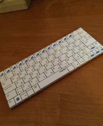 Bluetooth клавиатура Rapoo E2700