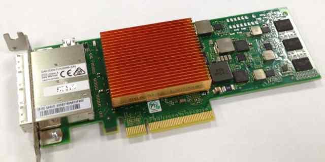 Контроллер SAS 6Gb 4-портовый