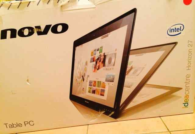 Моноблок Lenovo idea Centre horizon 57318719 27