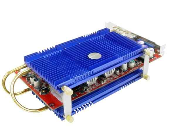 Радиатор для видеокарт