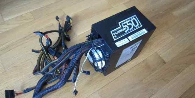 Блок питания Arctic Fusion 550R 550W
