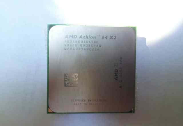 AMD Athlon 64 X2 Winsdor 4600 2.4Ghz
