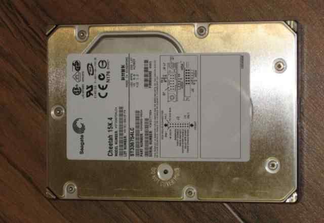 Жесткий диск Seagate Cheetah 15K.4 U320Scsi 36.7Gb