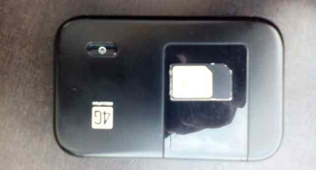 Мобильный 4G Роутер с сим Билайн на 30GB