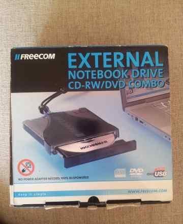 Дисковод Freecom FS-5 CD-RW/DVD Combo