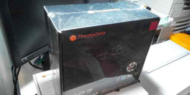 Thermaltake TR2 RX Bronze 550W новый
