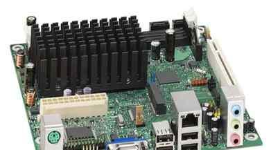 Плата Intel Atom 1.6 D510MO