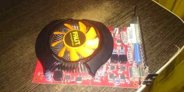 GT240 512M gddr3 128B