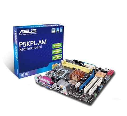 Asus P5KPL-AM материнская плата LGA775