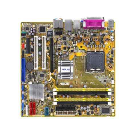 Asus P5B-VM материнская плата LGA775