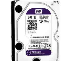 Western Digital Purple 6Tb SATA-III