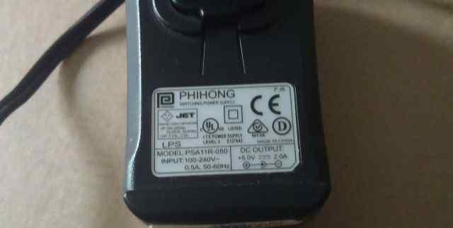 Блок питания phihong PSA11r-050