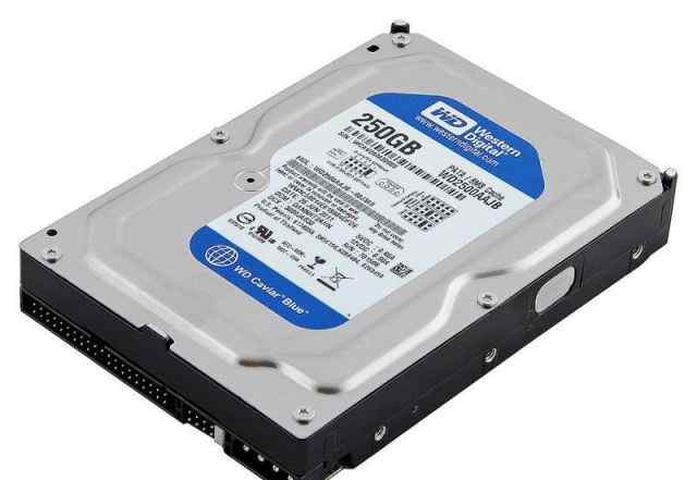 HDD IDE 80Gb 250Gb(2шт)