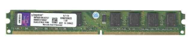 Оперативная память dimm DDR2 Kingston 2Gb pc-5300