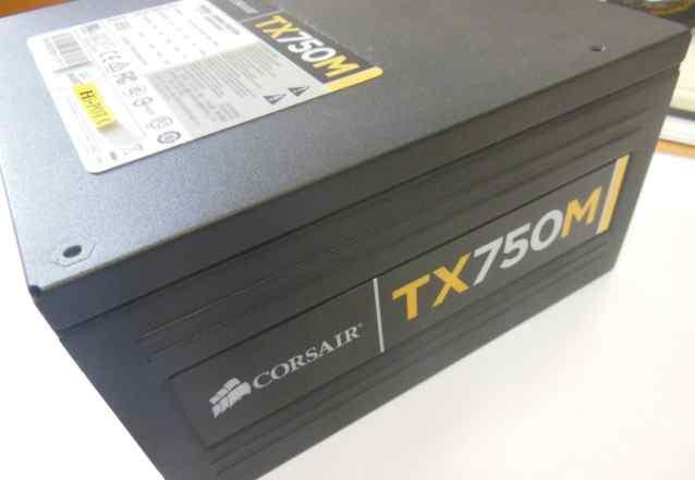 Блок питания Corsair TX750M