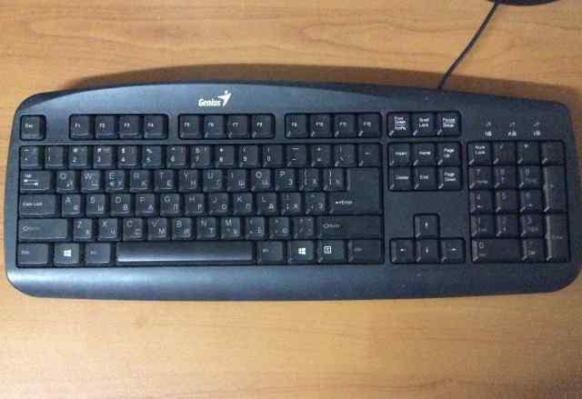 Клавиатура Genius б/у